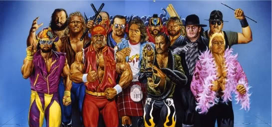 Flair Royal Rumble Pic 1